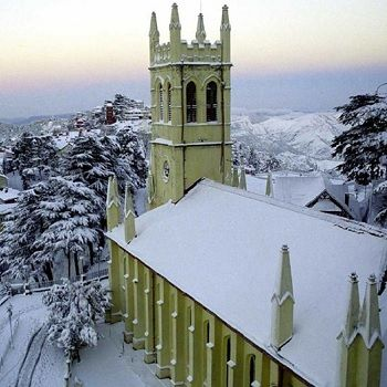 Shimla tourist sites